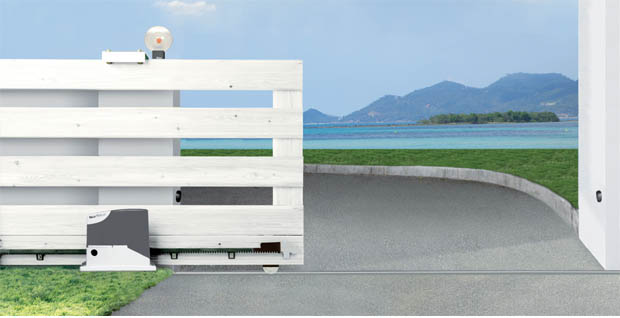des diverses motorisations de portail battant business. Black Bedroom Furniture Sets. Home Design Ideas