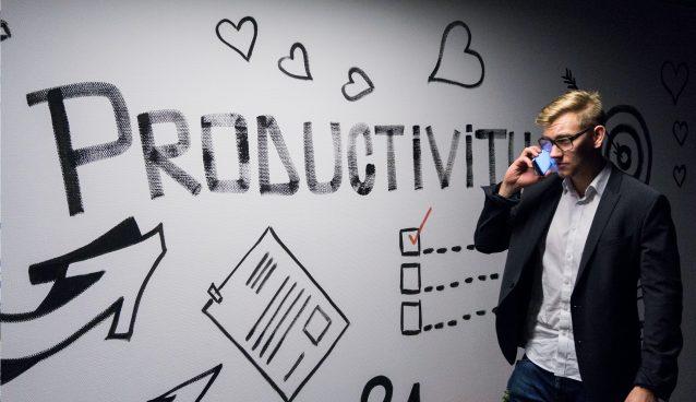 productivité en entreprise