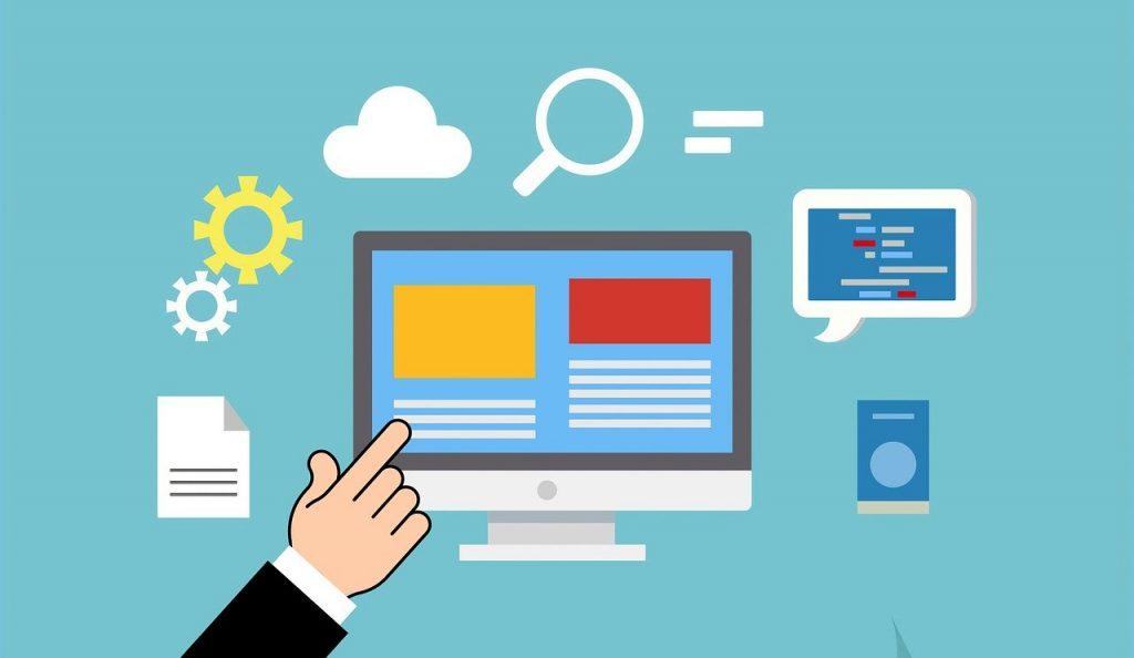 illustration des services numériques