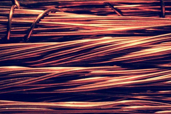 câbles cuivre